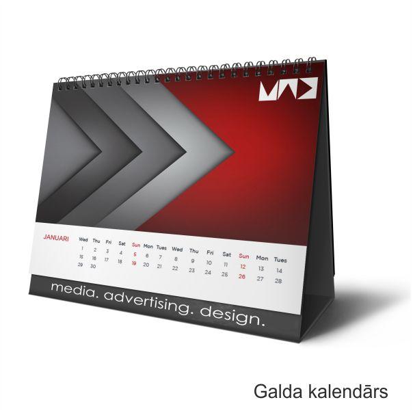 Galda kalendāri