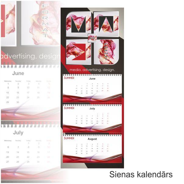 Sienas kalendāri